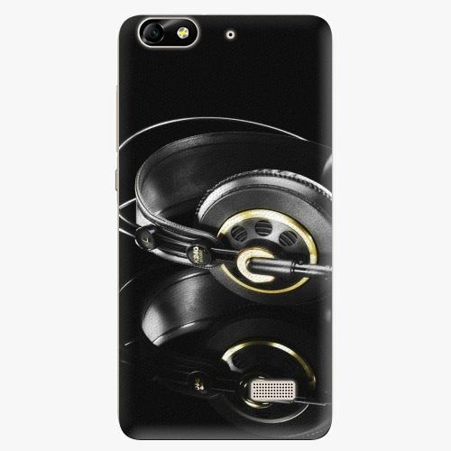 Plastový kryt iSaprio - Headphones 02 - Huawei Honor 4C