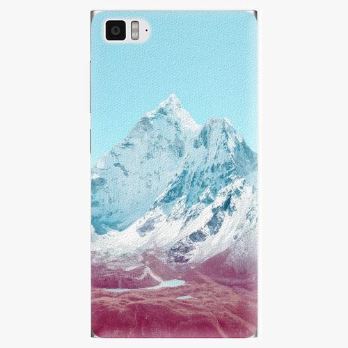 Plastový kryt iSaprio - Highest Mountains 01 - Xiaomi Mi3
