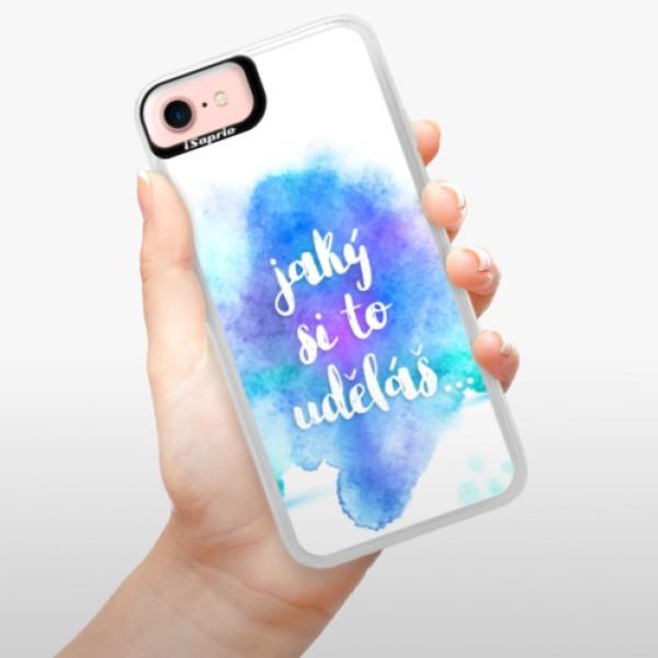 Neonové pouzdro Pink iSaprio - Jaký si to uděláš - iPhone 7