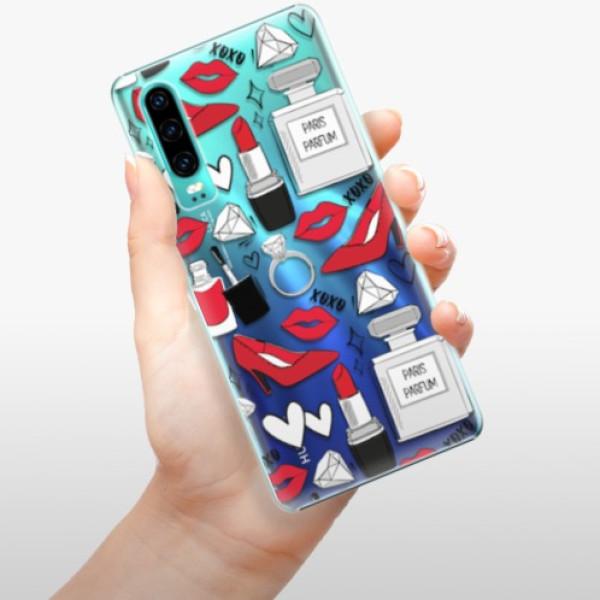 Plastové pouzdro iSaprio - Fashion pattern 03 - Huawei P30