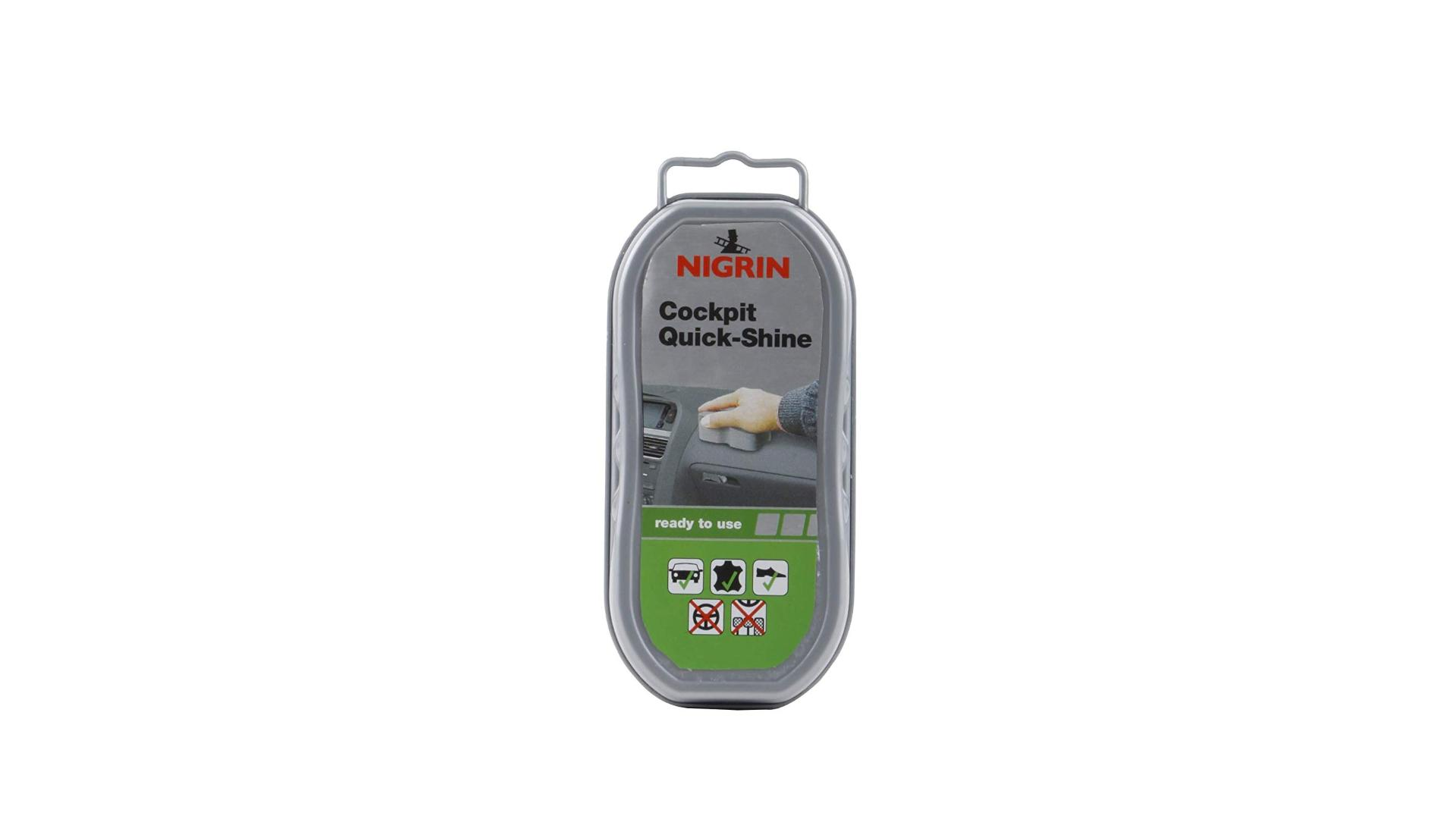 NIGRIN Cockpit spray - high shine
