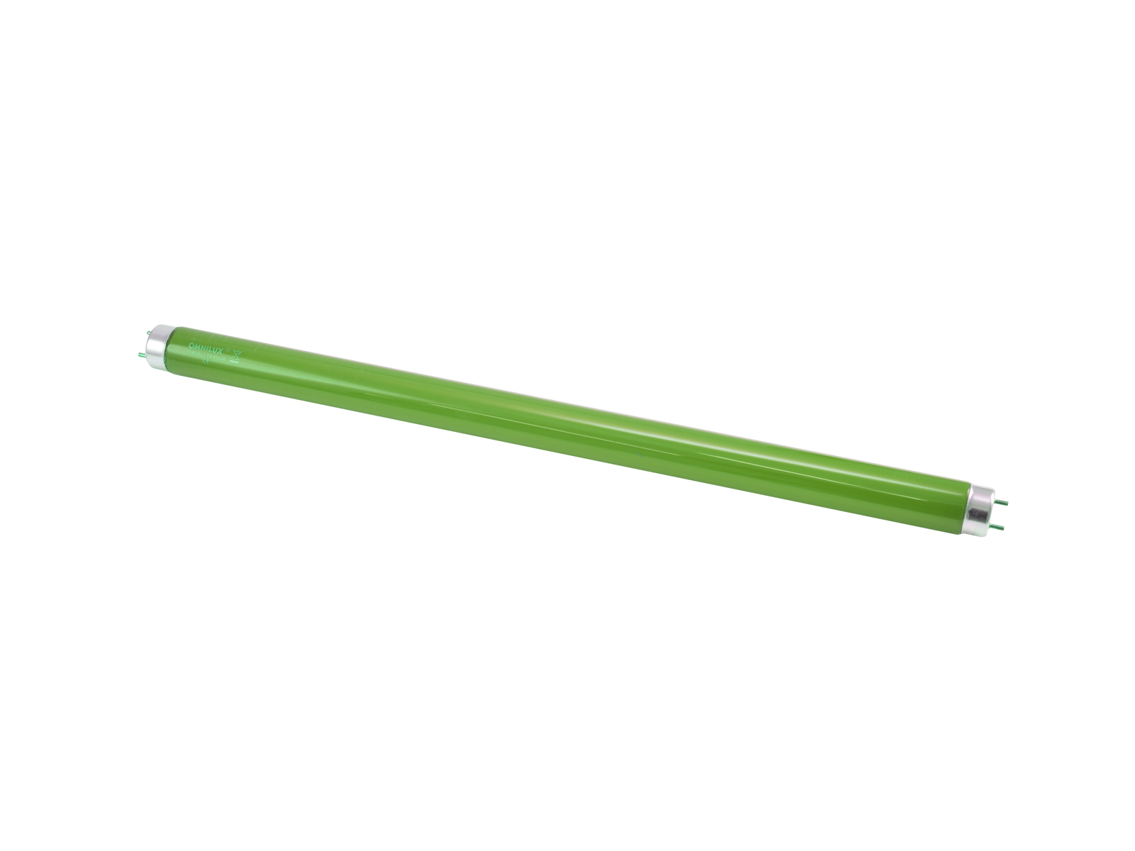 Trubice 15W 450x26mm G13 Omnilux, zelená