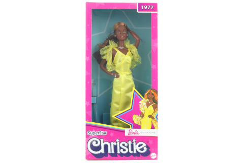 Barbie Superstar Christie Repro GXL28