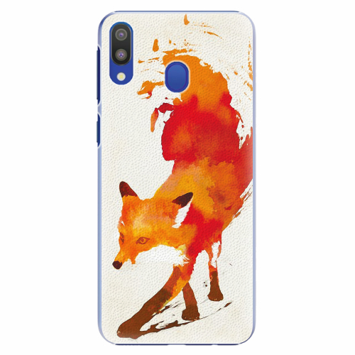Plastový kryt iSaprio - Fast Fox - Samsung Galaxy M20