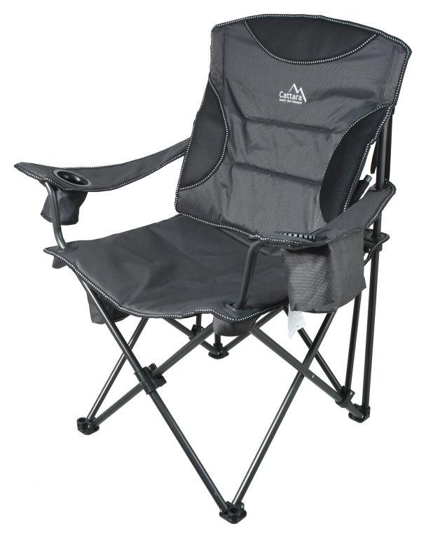 Kempingová skládací židle MERIT XXL - 101 cm