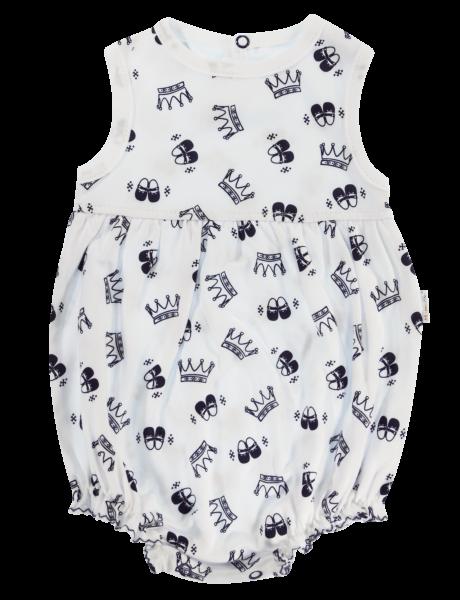 Body s nohavičkami Mamatti Princezna - krátký