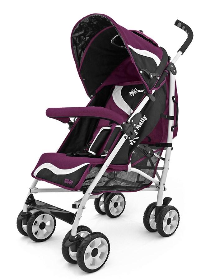 Golfový Kočárek Milly Mally RIDER NEW purple - fialová