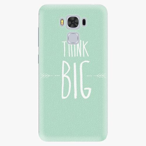 Plastový kryt iSaprio - Think Big - Asus ZenFone 3 Max ZC553KL