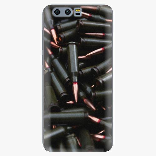 Plastový kryt iSaprio - Black Bullet - Huawei Honor 9
