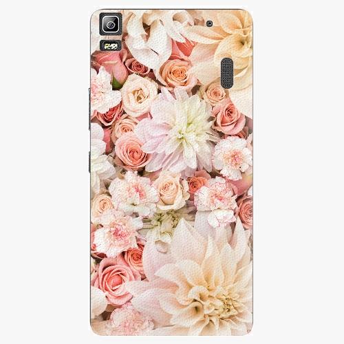 Plastový kryt iSaprio - Flower Pattern 06 - Lenovo A7000