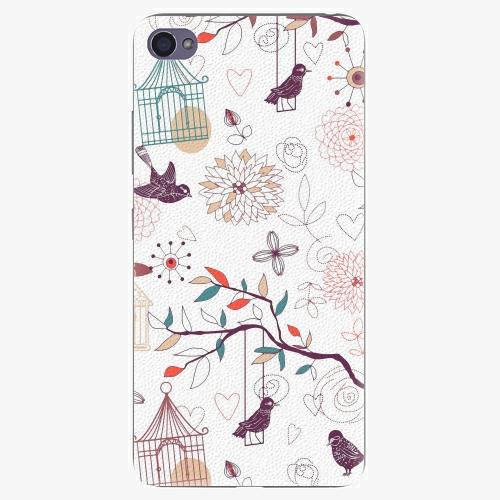 Plastový kryt iSaprio - Birds - Lenovo S90