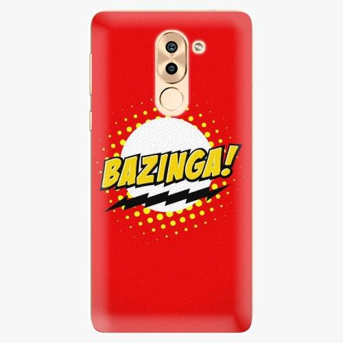 Plastový kryt iSaprio - Bazinga 01 - Huawei Honor 6X