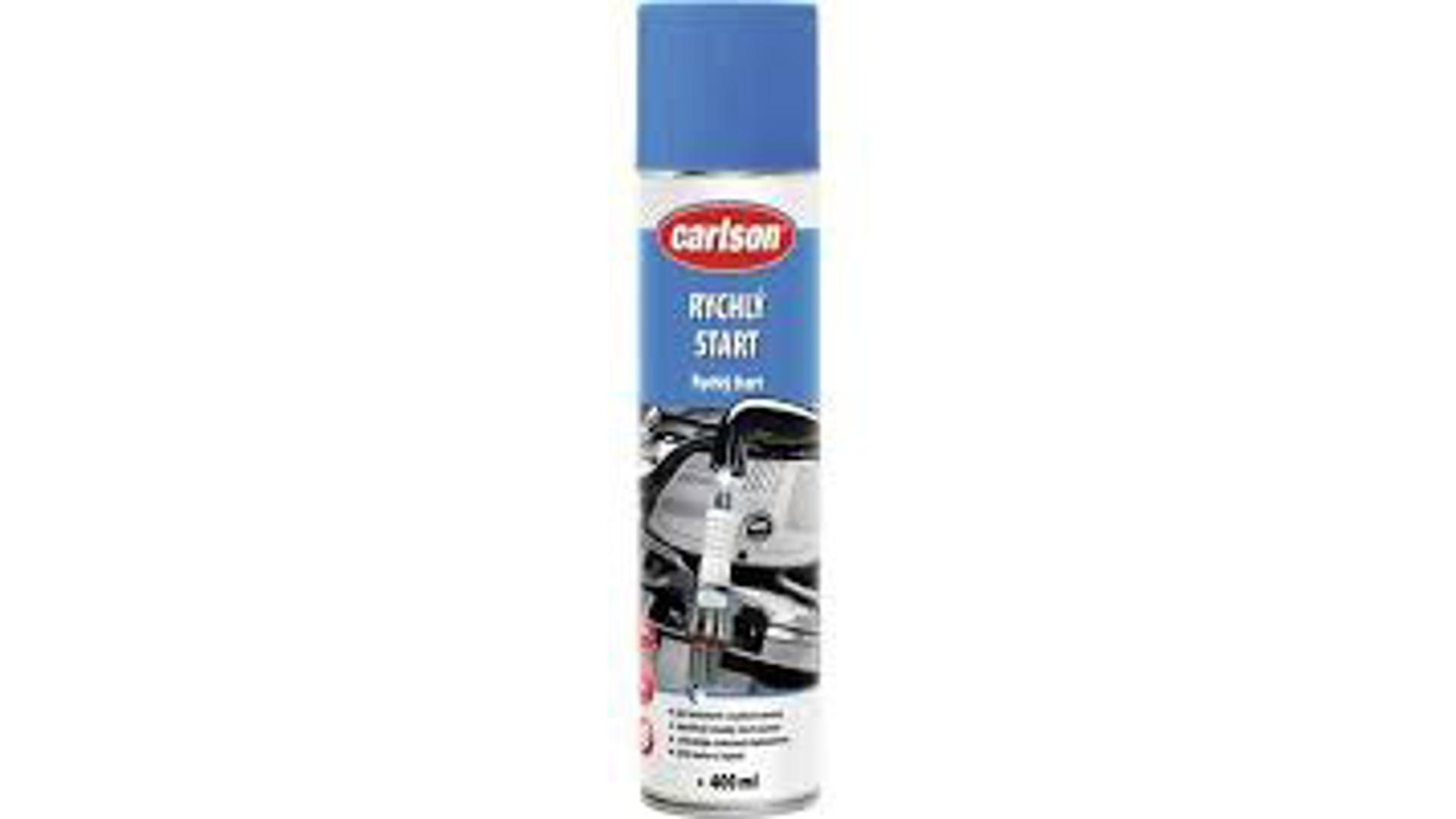 CARLSON rychlý štart 400 ml - aerosol
