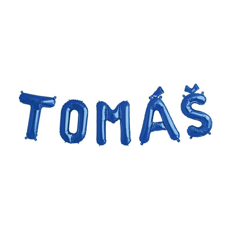 Nafukovačka - Tomáš