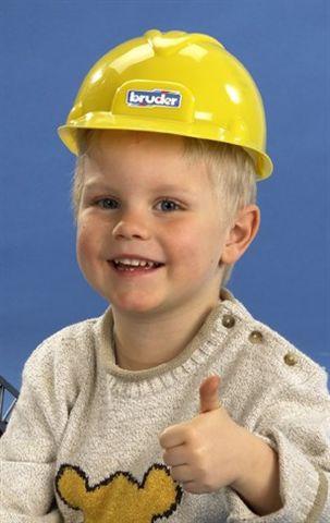 BRUDER 10200 Přilba stavbařská