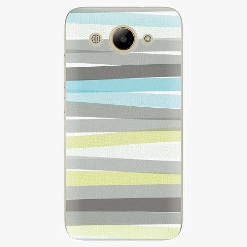 Plastový kryt iSaprio - Stripes - Huawei Y3 2017