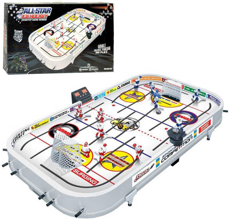 Hra hokej stolní *SPOLEČENSKÉ HRY*