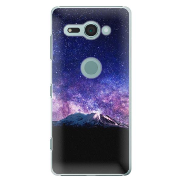 Plastové pouzdro iSaprio - Milky Way - Sony Xperia XZ2 Compact