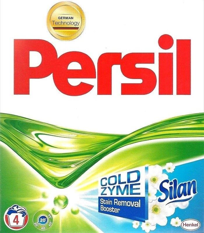 Persil Fresh Pearls by Silan prací prášek, 4 praní 280 g