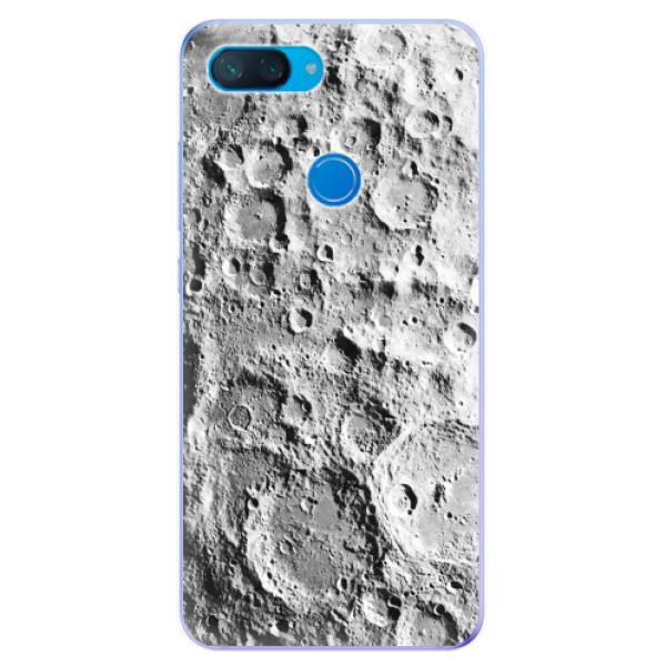 Odolné silikonové pouzdro iSaprio - Moon Surface - Xiaomi Mi 8 Lite