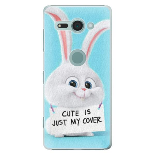 Plastové pouzdro iSaprio - My Cover - Sony Xperia XZ2 Compact