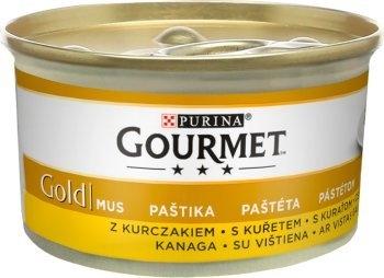 Gold paštika s kuřetem 85 g