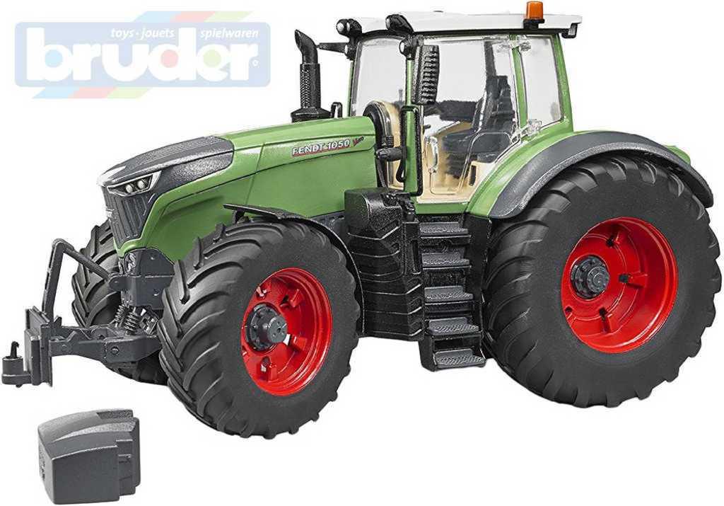 BRUDER 04040 Traktor Fendt Vario 1050 model 1:16 plast