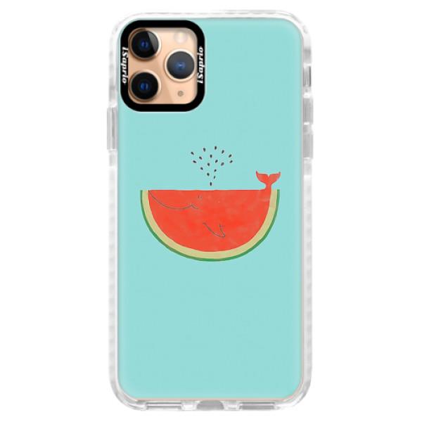 Silikonové pouzdro Bumper iSaprio - Melon - iPhone 11 Pro