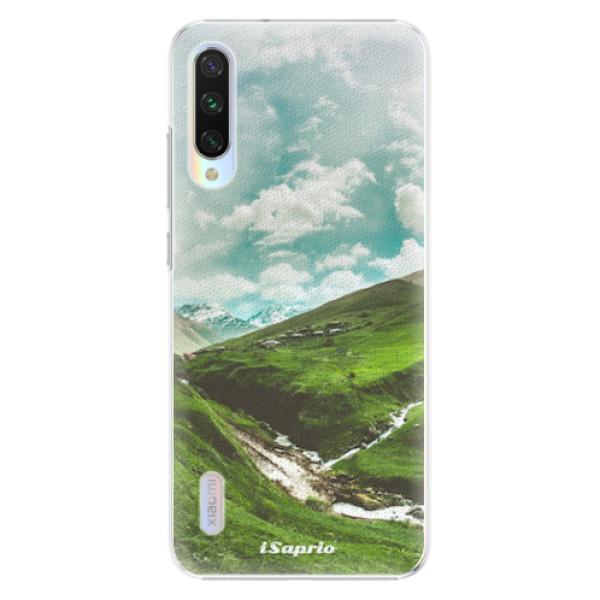 Plastové pouzdro iSaprio - Green Valley - Xiaomi Mi A3