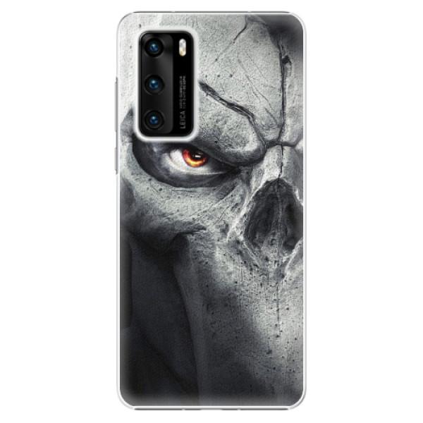 Plastové pouzdro iSaprio - Horror - Huawei P40