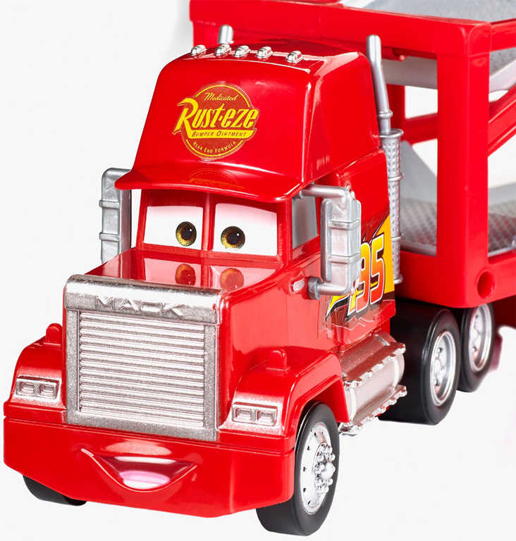 MATTEL Auto transportér Truck Mack Cars 3 (Auta) plast