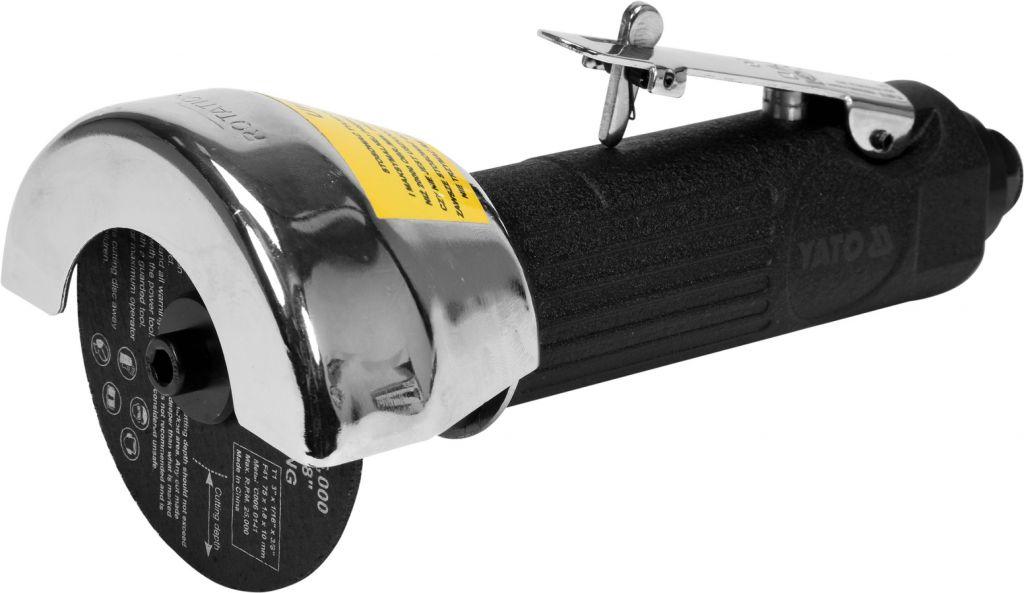 Bruska příčná pneumatická - 20000 ot/min