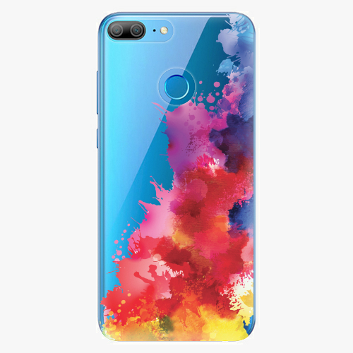 Plastový kryt iSaprio - Color Splash 01 - Huawei Honor 9 Lite