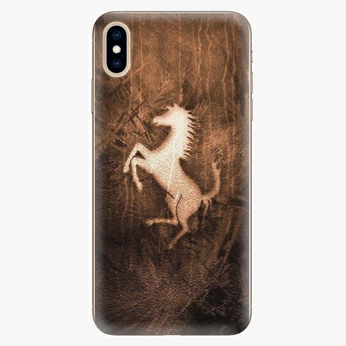 Plastový kryt iSaprio - Vintage Horse - iPhone XS Max