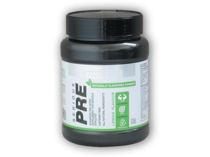 Serious PRE 750g natural-citron