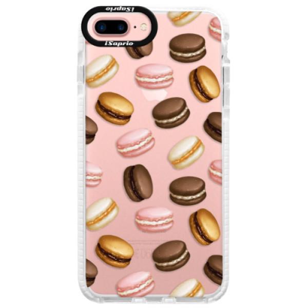 Silikonové pouzdro Bumper iSaprio - Macaron Pattern - iPhone 7 Plus