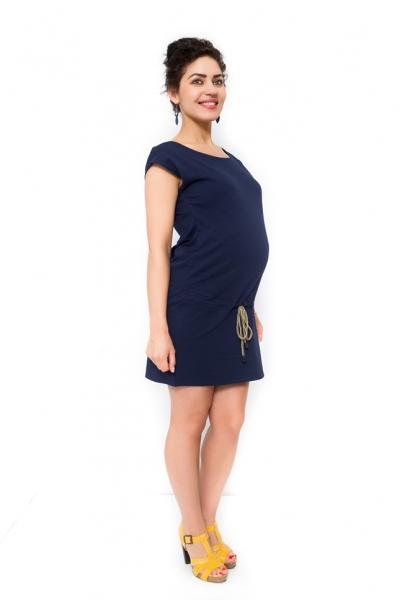 Těhotenské šaty Judita - S