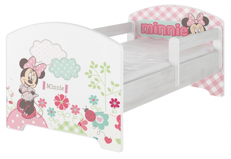 babyboo-detska-postel-disney-160x80-penova-matrace-zdarma-minnie-d19-160x80