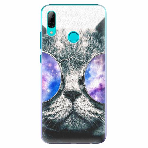 Plastový kryt iSaprio - Galaxy Cat - Huawei P Smart 2019