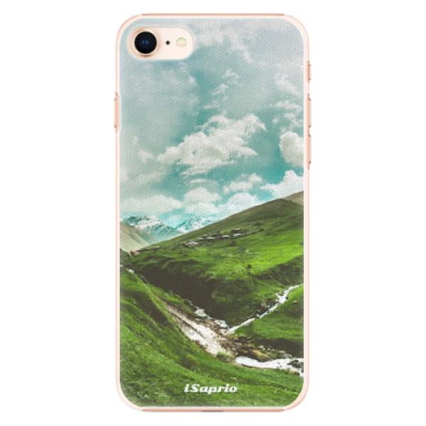 Plastové pouzdro iSaprio - Green Valley - iPhone 8