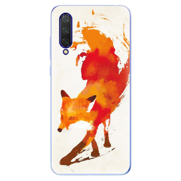 Odolné silikonové pouzdro iSaprio - Fast Fox - Xiaomi Mi 9 Lite