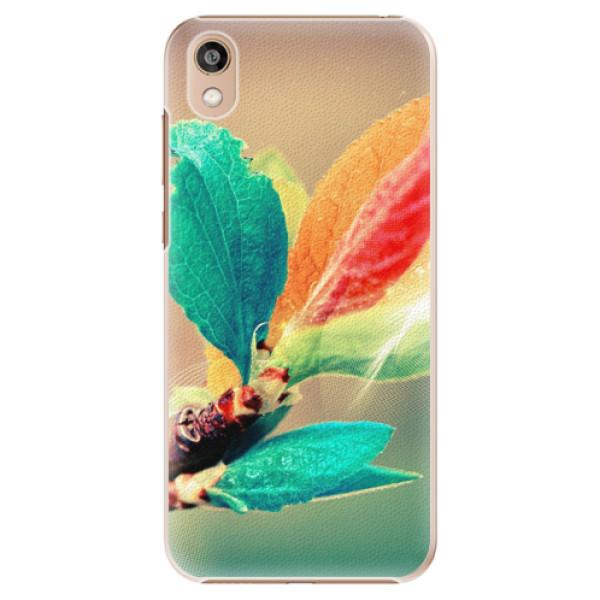 Plastové pouzdro iSaprio - Autumn 02 - Huawei Honor 8S