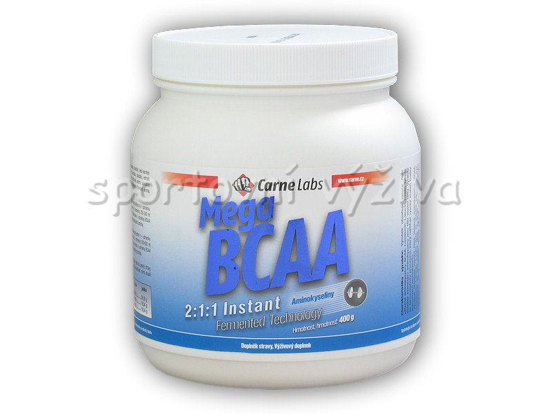Mega BCAA 2:1:1 instant 400g-visen