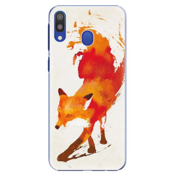 Plastové pouzdro iSaprio - Fast Fox - Samsung Galaxy M20