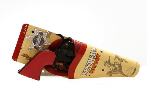 Pistolka western s pouzdrem