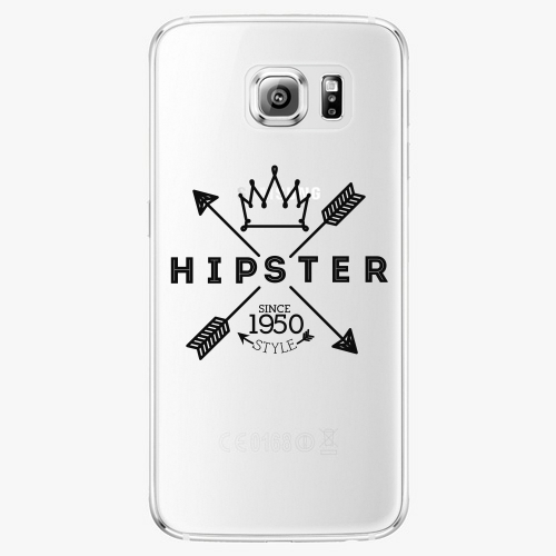 Plastový kryt iSaprio - Hipster Style 02 - Samsung Galaxy S6 Edge Plus