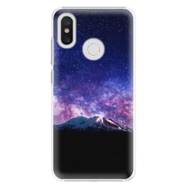 Plastové pouzdro iSaprio - Milky Way - Xiaomi Mi 8