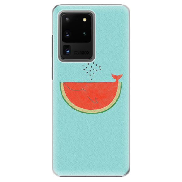 Plastové pouzdro iSaprio - Melon - Samsung Galaxy S20 Ultra