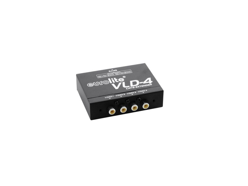 Eurolite VLD-4 CAT-5 extender