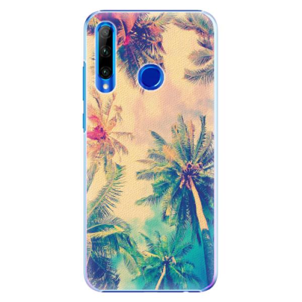 Plastové pouzdro iSaprio - Palm Beach - Huawei Honor 20 Lite